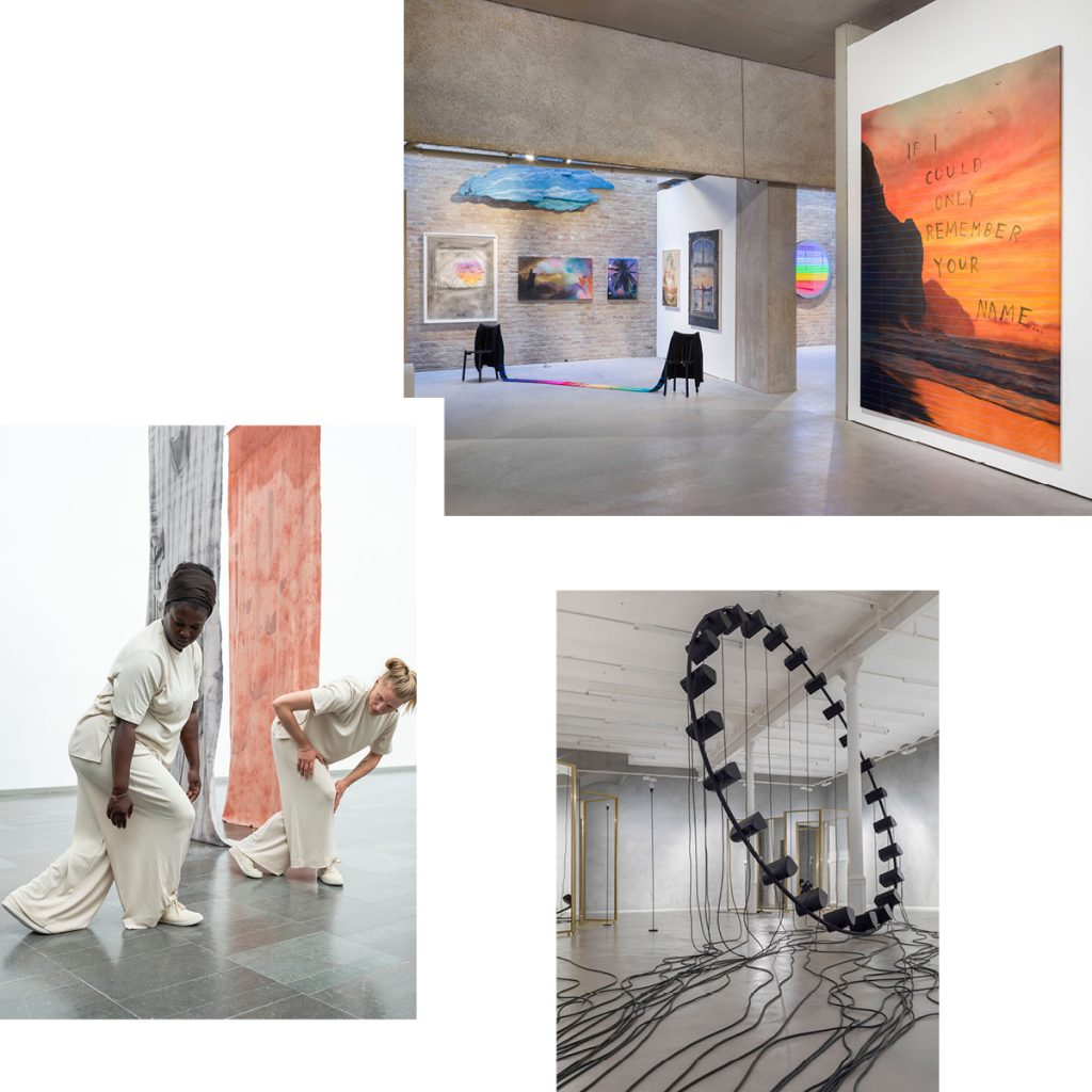 BERLIN ART WEEK FEIERT JUBILÄUM: 10 JAHRE KUNST IN DER STADT