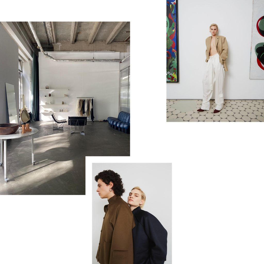 WILLIAM FAN ARCHIVE SALE CURATED BY ZORA AUGUSTE — HAND-SELECTED FASHION PIECES, CERAMICS & MORE