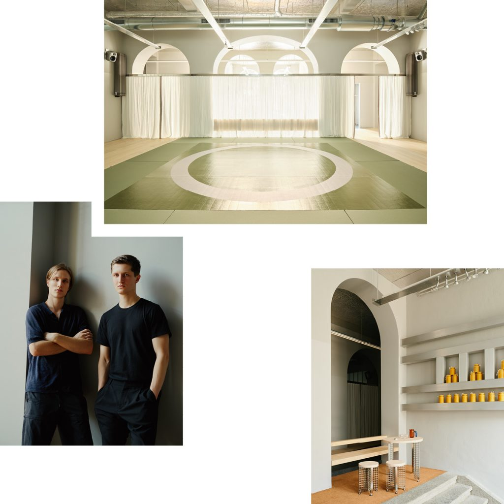 HAGIUS: DESIGN-FORWARD GYM FOR FITNESS CLASSES THAT HARMONIZE BODY AND MIND